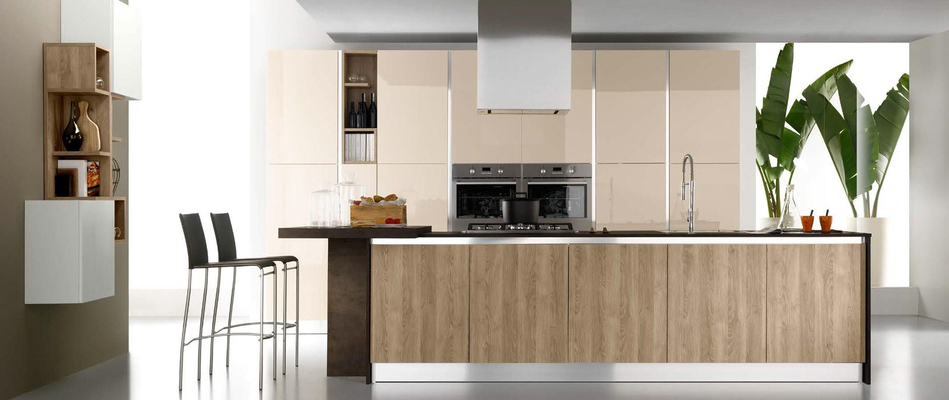 Cucine moderne: CIELO, cucine made in Italia, cucine di qualità